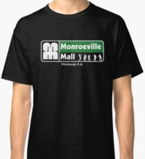 Monroeville Mall : Dawn of the Dead Classic T-Shirt