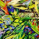 Botanical Gardens 2 by Julie-Ann Vellios