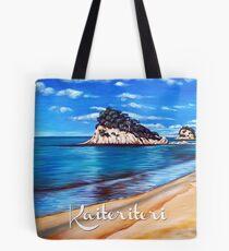 Kaiteriteri Beach New Zealand NZ Tote Bag
