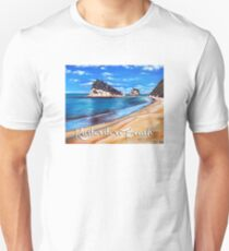 Kaiteriteri Beach New Zealand NZ Unisex T-Shirt