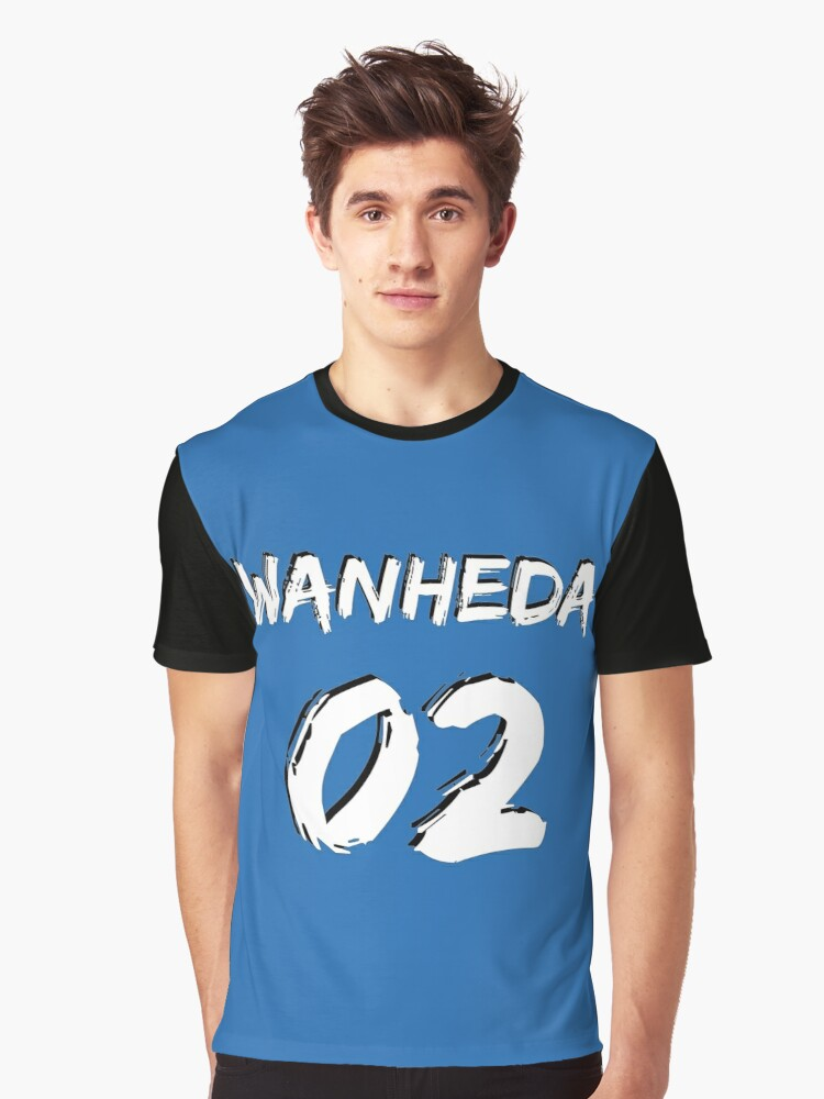 WANHEDA 02 Graphic T-Shirt Front