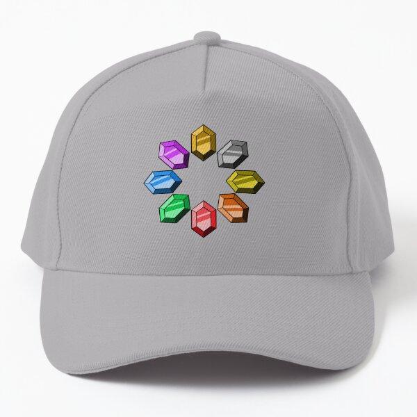 Crystals (dark) Baseball Cap