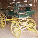 Green Wagon by jhell2