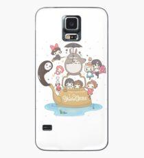studio ghibli Case/Skin for Samsung Galaxy