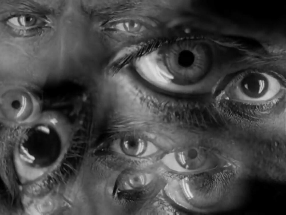 The Eyes From Metropolis  by NitrateNerd