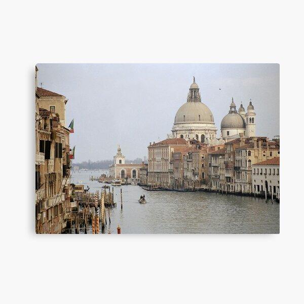 The Picture Postcard Venice Canvas Print