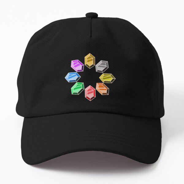 Crystals (light) Dad Hat