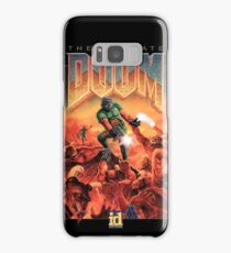 Doom retro Samsung Galaxy Case/Skin