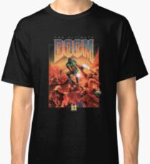 Doom retro Classic T-Shirt