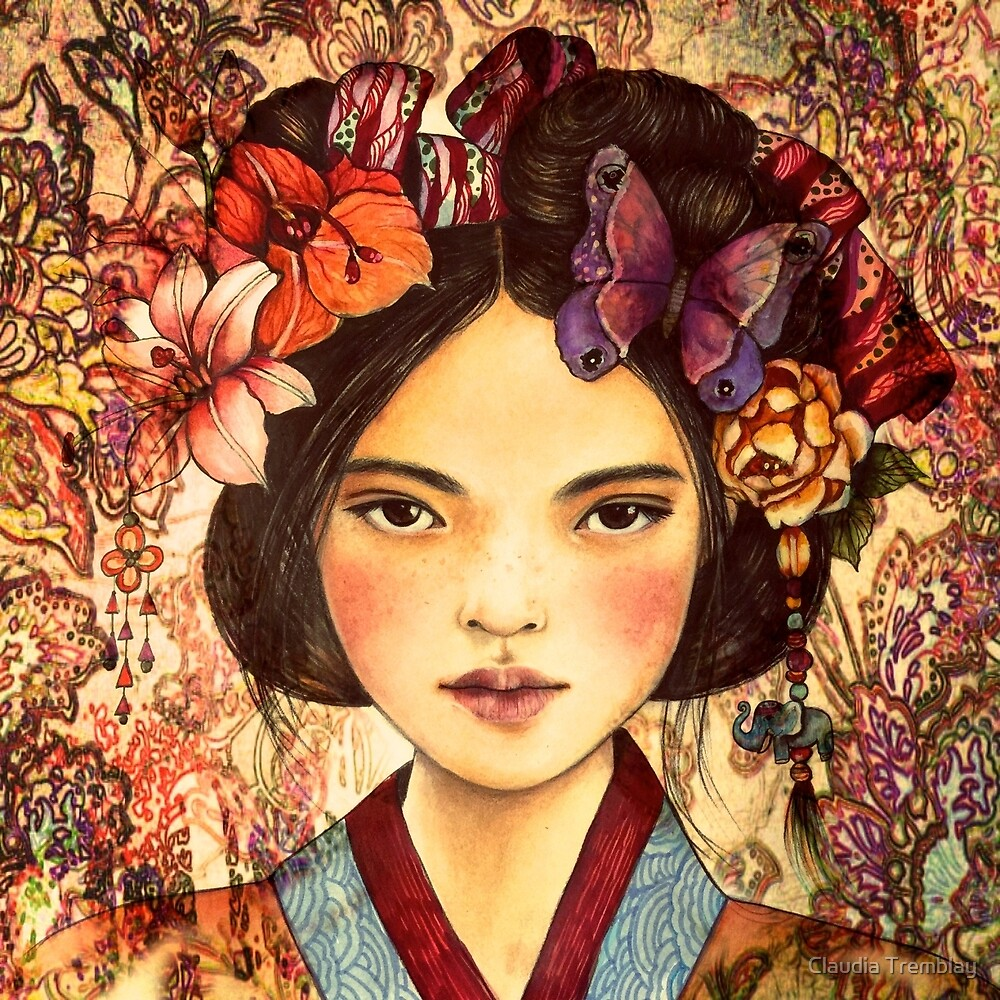 Untitled by Claudia Tremblay