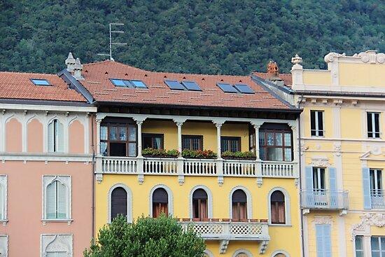 Italian architecture by ttheott