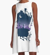 howls moving castle A-Line Dress