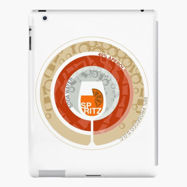spritz recipe iPad Snap Case