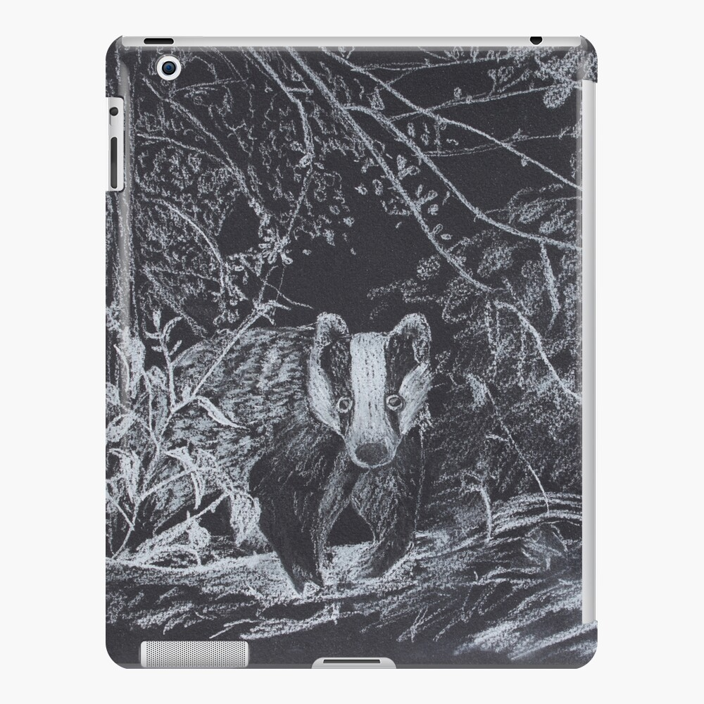 Out of the Darkness iPad Case & Skin