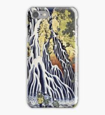 Hokusai Katsushika - The Kirifuri Waterfall  iPhone Case/Skin