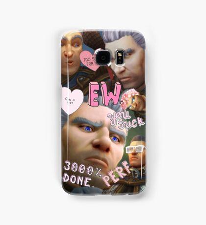 Khadgar Collage Samsung Galaxy Case/Skin