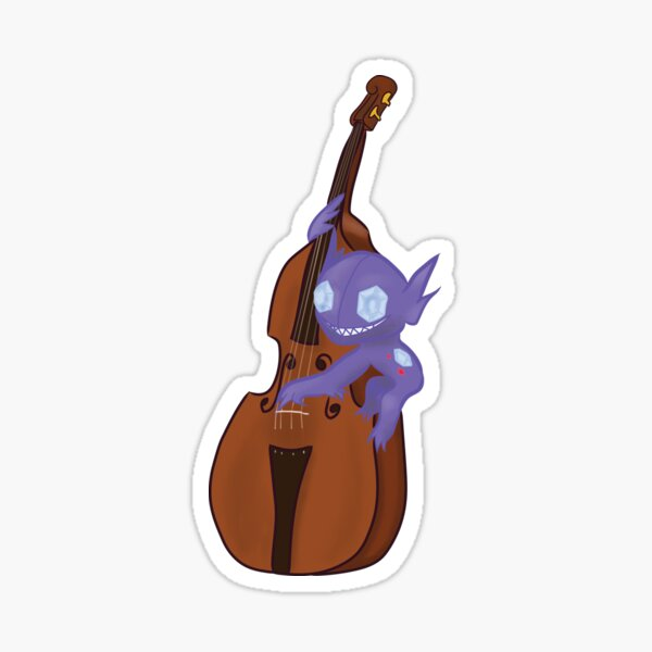 Jazz Sableye Sticker