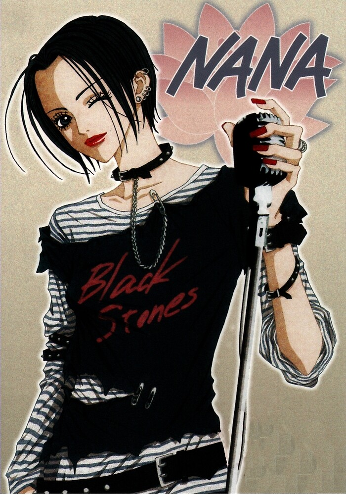 Nana Osaki  by raw95