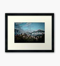 Barga Italy Framed Print