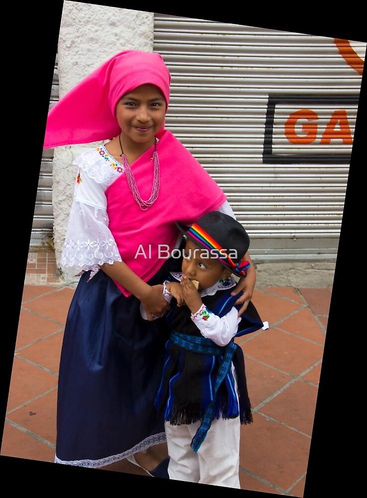 Cuenca Kids 826 by Al Bourassa