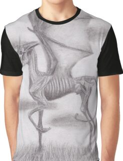 Harry Potter Thestral Graphic T-Shirt