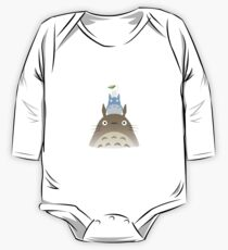 Totoro One Piece - Long Sleeve