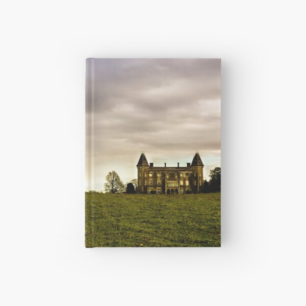 Haunted House On The Hill Hardcover Journal