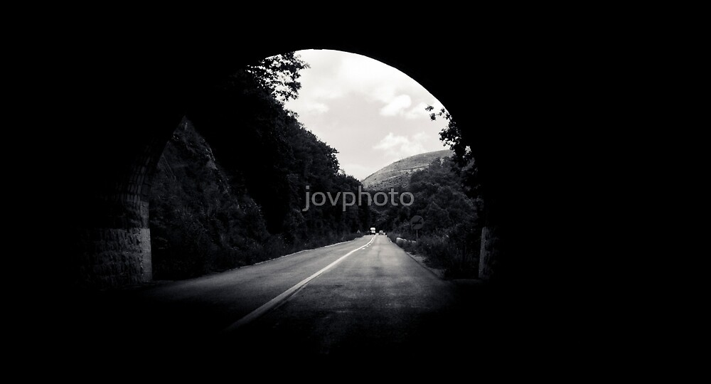 Tunnel Vision by jovphoto