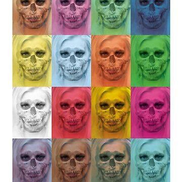 Skull Model by ninjafish
