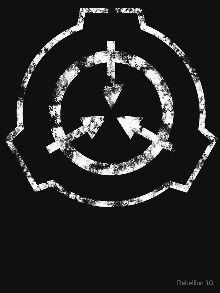 SCP Foundation Symbol by Rebellion-10