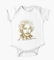 Albert Einstein visionary in modern physics One Piece - Short Sleeve