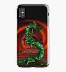Mortal Kombat Dragon iPhone Case