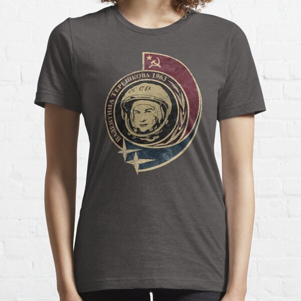 Valentina Tereshkova 1963 Essential T-Shirt
