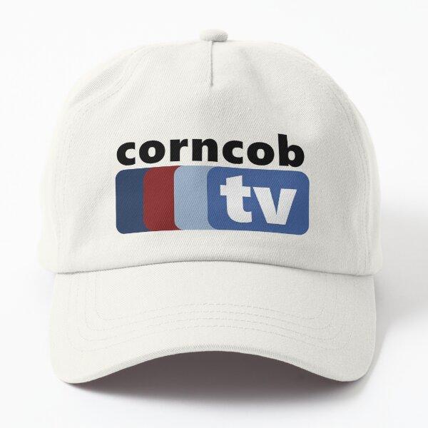 corncon tv television Dad Hat