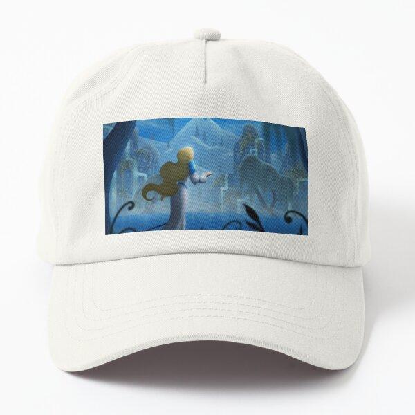 Blu night Dad Hat