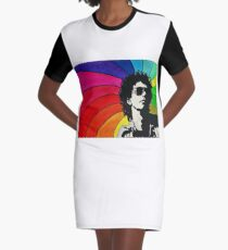 Cerati ''colores santos'' Graphic T-Shirt Dress