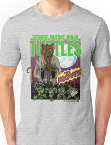 Ninja Turtles Retro First Movie 1990 Splinter Unisex T-Shirt