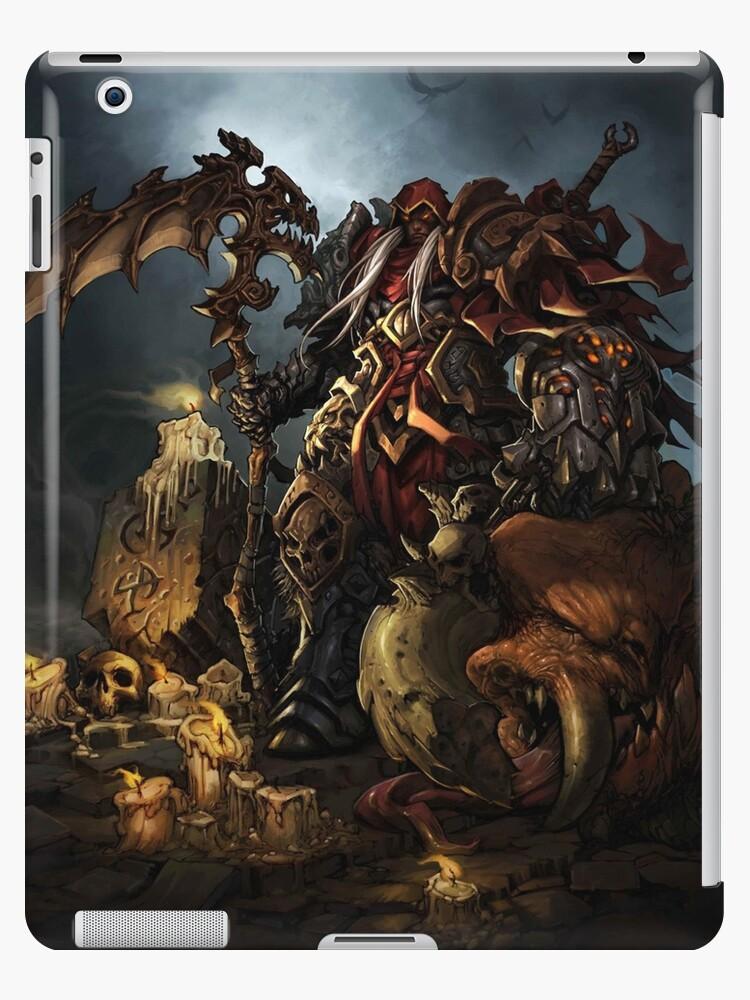 'Darksiders War' iPad Case/Skin by kracov