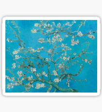 Vincent Van Gogh - Branches With Almond Blossom, 1890 Sticker