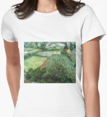 Vincent Van Gogh - Field With Poppies T-Shirt