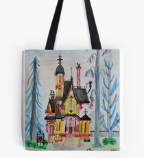 Foster's Home for Imaginary Friends Tote Bag
