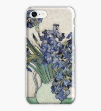 Vincent Van Gogh - Irises 2 iPhone Case/Skin