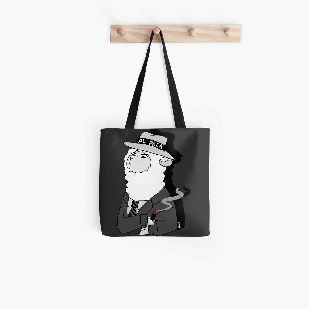 Al Capone Alpaca Stofftasche