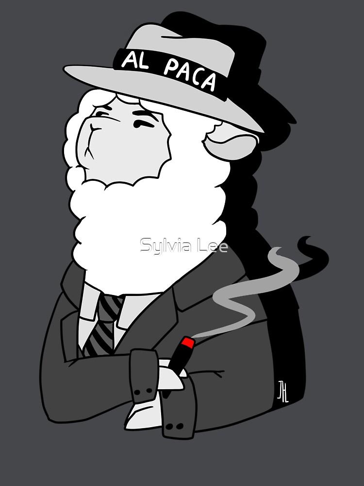 Al Capone Alpaca von anthrogeist