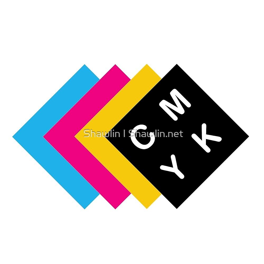 CMYK by Shawlin Mohd