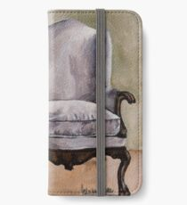 Memory Chair iPhone Wallet/Case/Skin