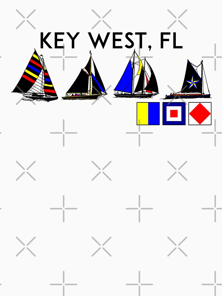 KEY WEST FLORIDA SAILING YACHTING YACHT SAIL BOAT  by MyHandmadeSigns