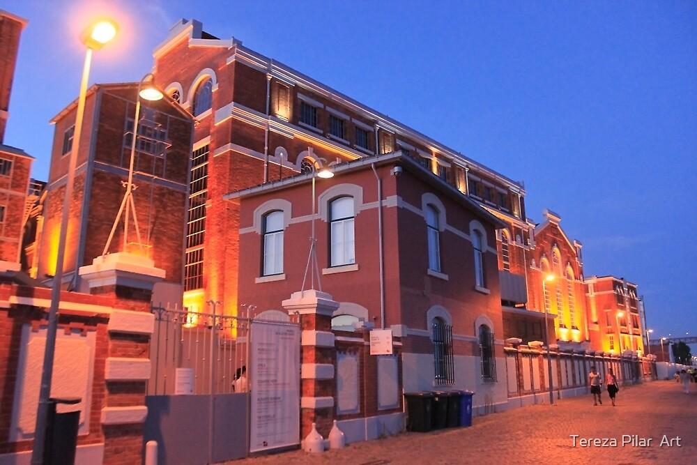 electricity museum. museu de electricidade. lisboa by terezadelpilar ~ art & architecture