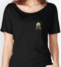 Snoop Doggy Dog Hat Women's Relaxed Fit T-Shirt