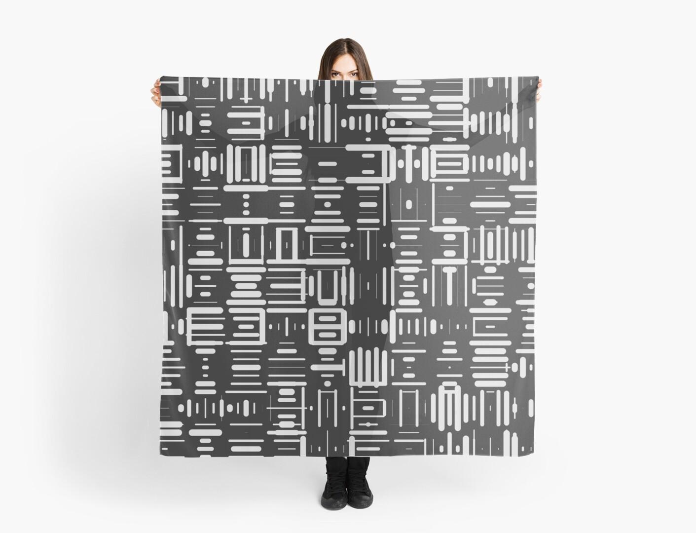 I See Shapes - Pattern #3 by kloklo